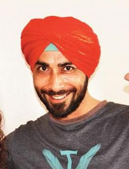 Laad Singh Maan Hindi Actor