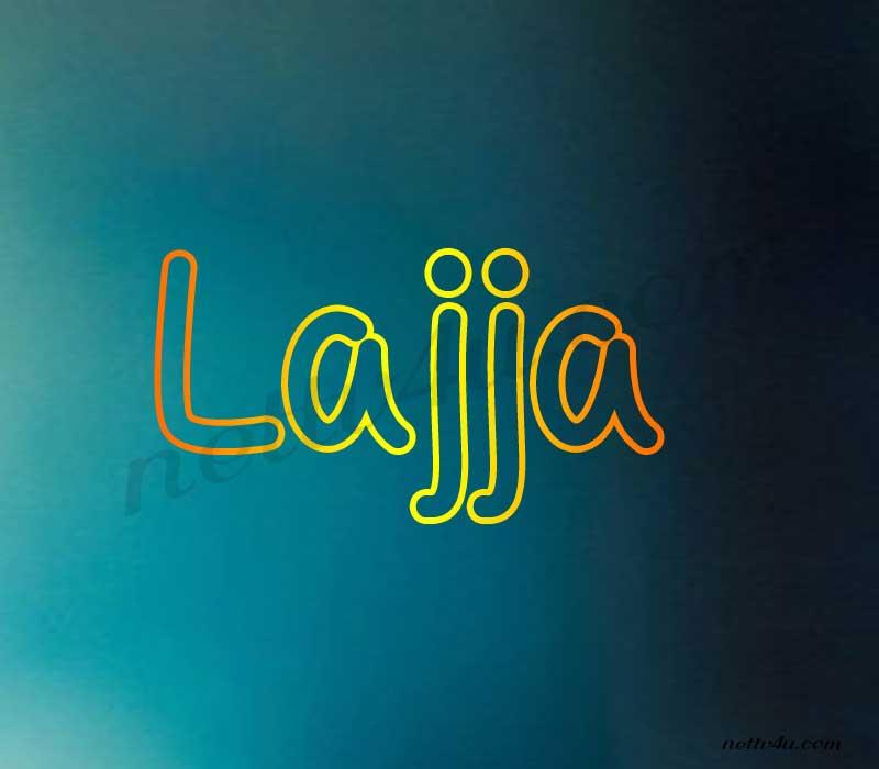 Lajja