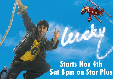 Lucky Adventure Drama TV Serial Broadcasted on Star Plus