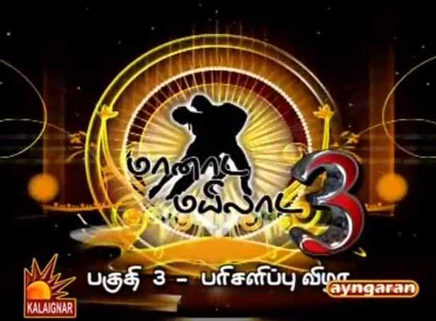 Maanada Mayilada Season 3