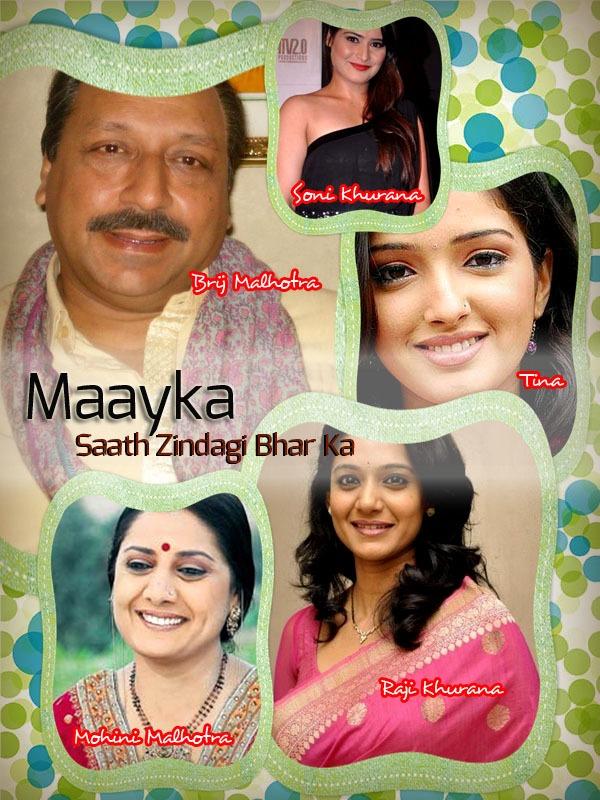 Maayka-Saath Zindagi Bhar Ka