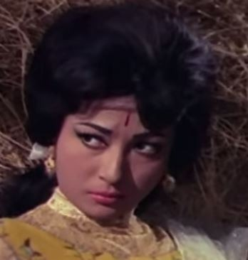 Mala Sinha Hindi Actress