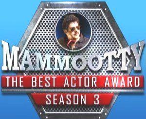 Mammootty the best actor award Season 3