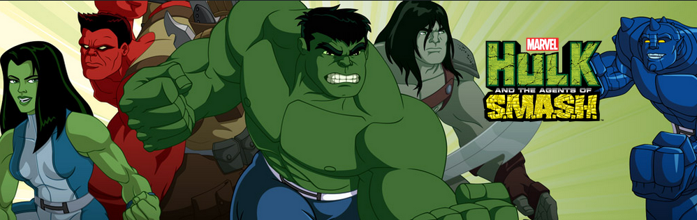 Marvels Hulk And The Agents Of Smash