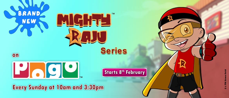 Mighty Raju Series