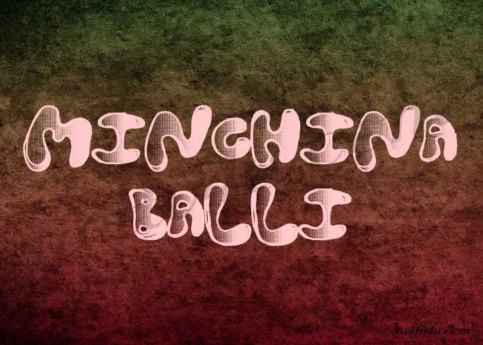 Minchina Balli