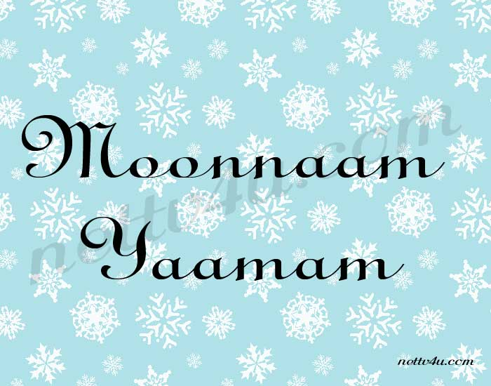 Moonnaam Yaamam