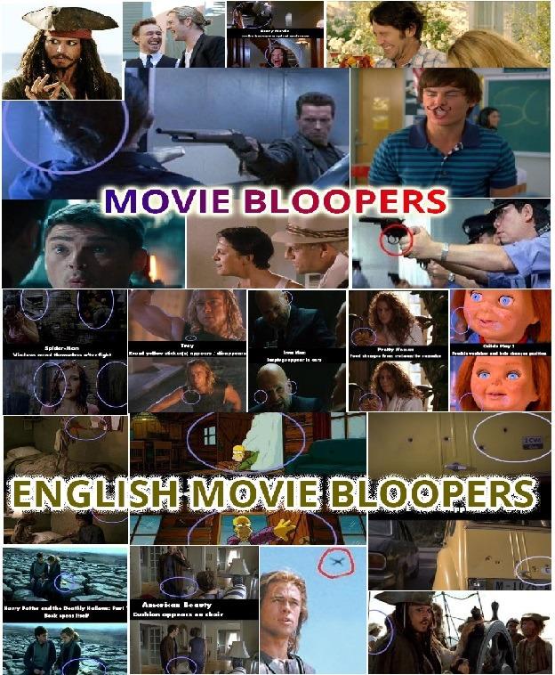 Movie Bloopers
