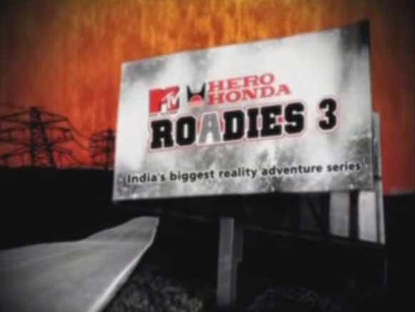 Mtv Roadies 3