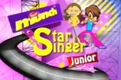 Munch Star Singer Junior