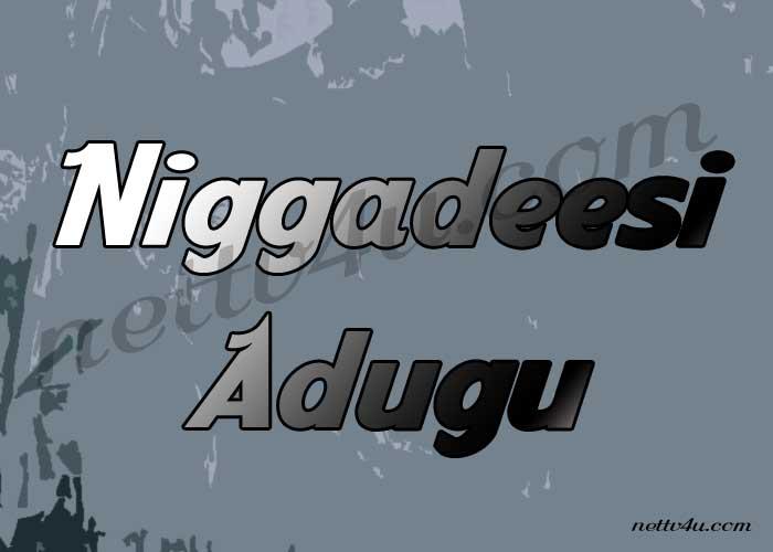 Niggadeesi Adugu