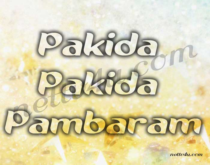 Pakida Pakida Pambaram
