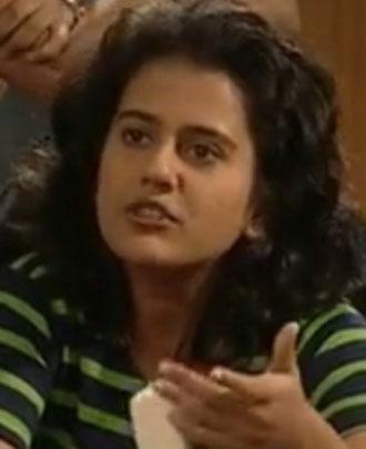 Pamela Mukherjee Hindi Actress