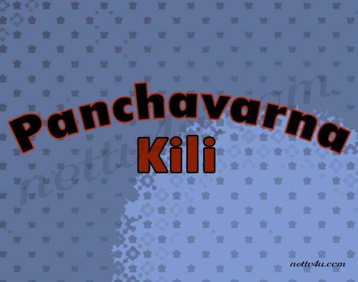 Panchavarna Kili