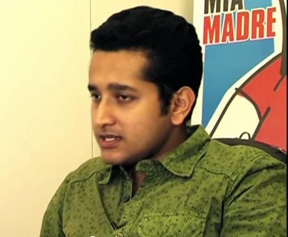 Parambrata Chatterjee Hindi Actor