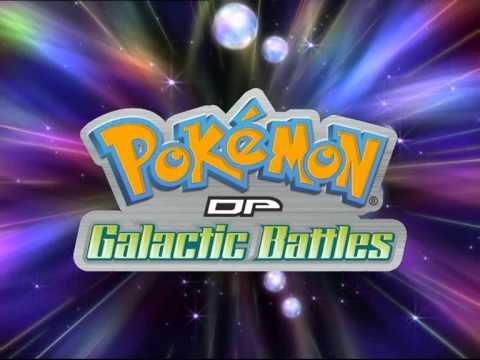 Pokemon Dp Galactic Battles