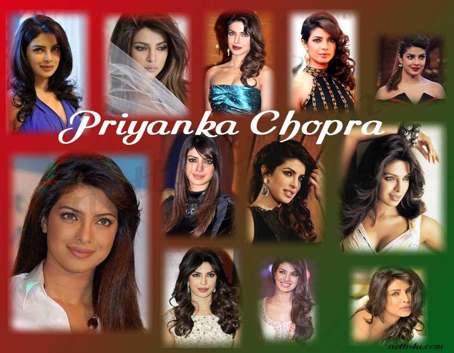 Priyanka Chopra Actress