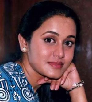 Rajasri Nair Malayalam Actress