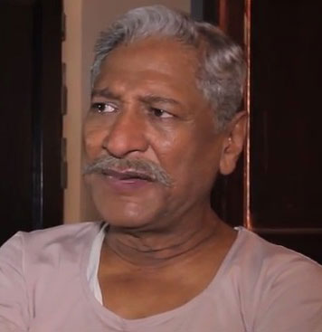 Rajendra Gupta Hindi Actor