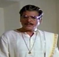 Rao Gopal Rao Telugu Actor