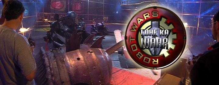 Robot Wars Lohe Ka Waar