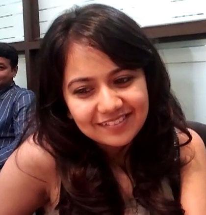 Roopal Tyagi Hindi Actress