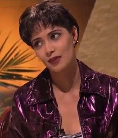 Ruby Bhatia Hindi Actress