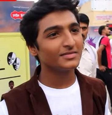 Rushiraj Pawar Hindi Actor