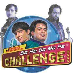 Sa Re Ga Ma Pa Challenge 2005