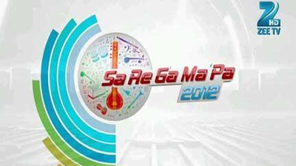Sa Re Ga Ma Pa Challenge 2012