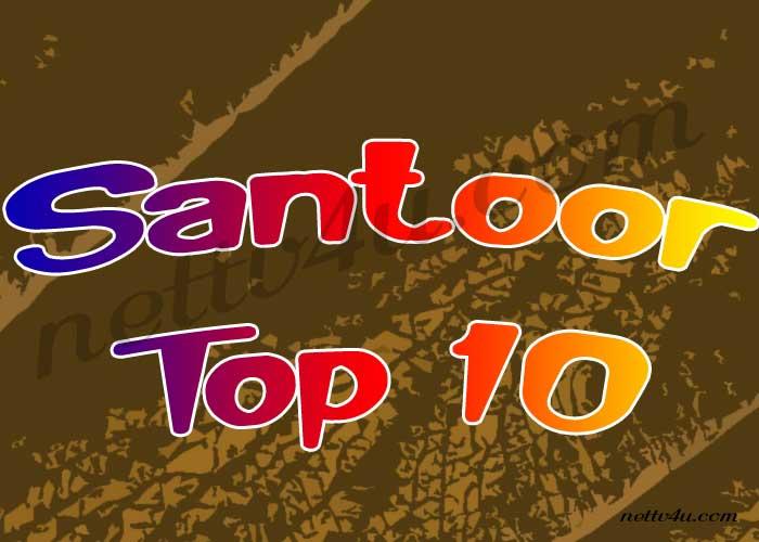 Santoor Top 10