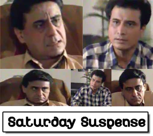 Saturday Suspense