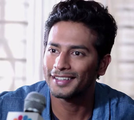 Sehban Azim Hindi Actor