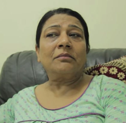 Shahnaz Rizwan Hindi Actress