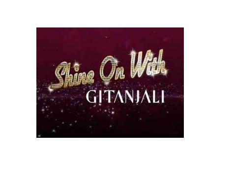 Shine On With Gitanjali