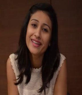 Shivalika Sharma Hindi Actress