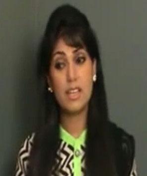 Shivani Thakur Hindi Actress