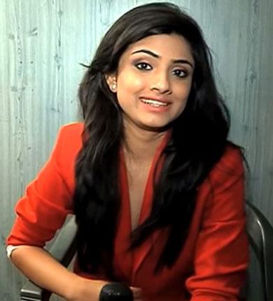 Shritama Mukherjee
