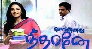 Sonnathu Neethane
