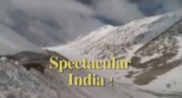 Spectacular India
