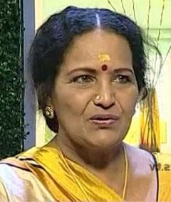 Sreelatha Namboothiri