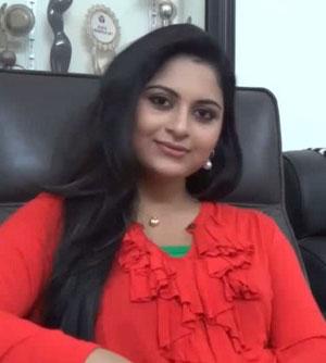 Sruthi Lakshmi Malayalam Actress