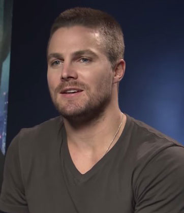 Stephen Amell English Actor