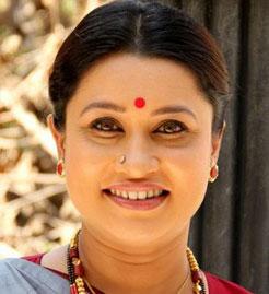 Suchitra Bandekar Hindi Actress