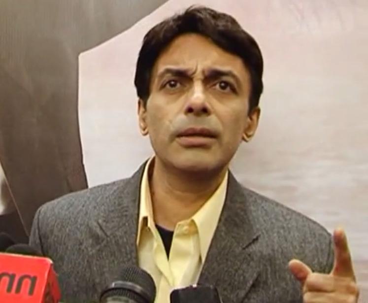 Suneil Anand Hindi Actor