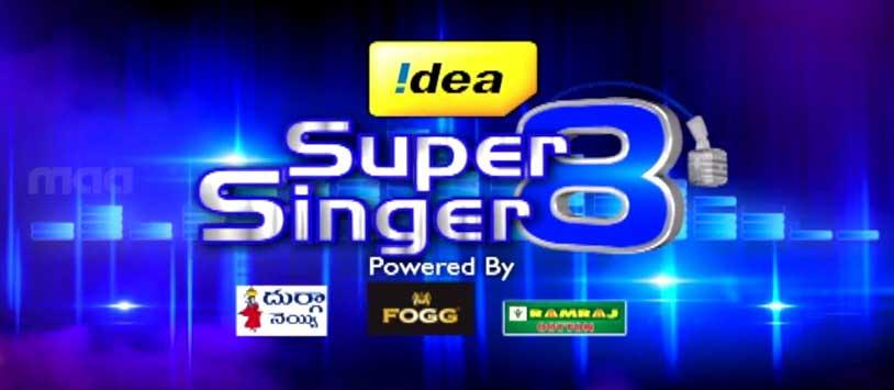 Super Singer 8