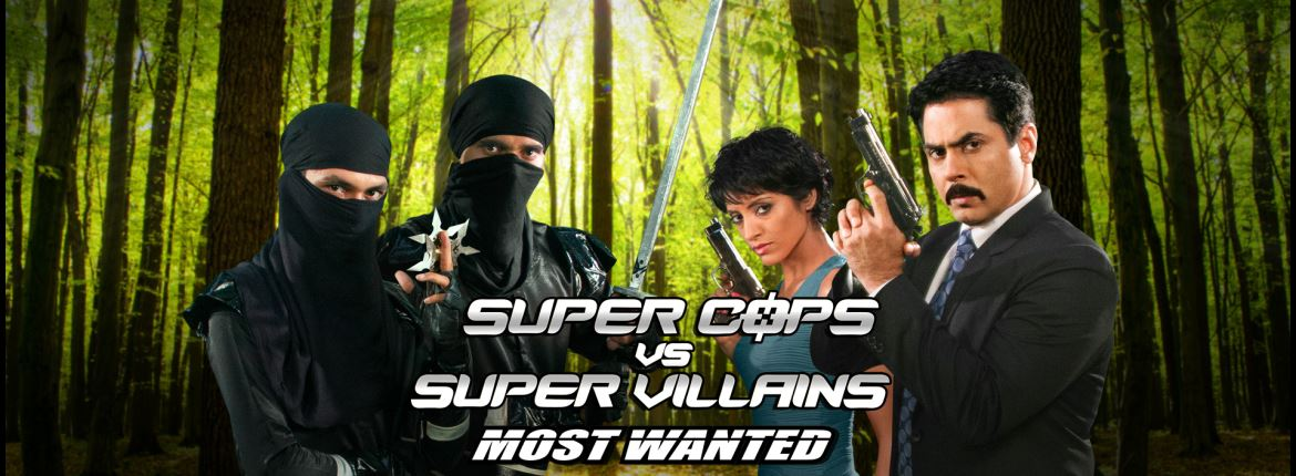 SuperCops Vs Super Villains