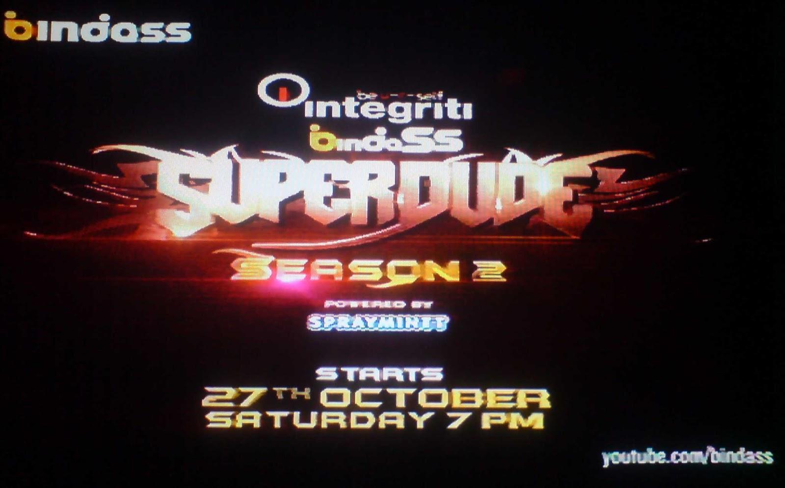 Superdude Season 2