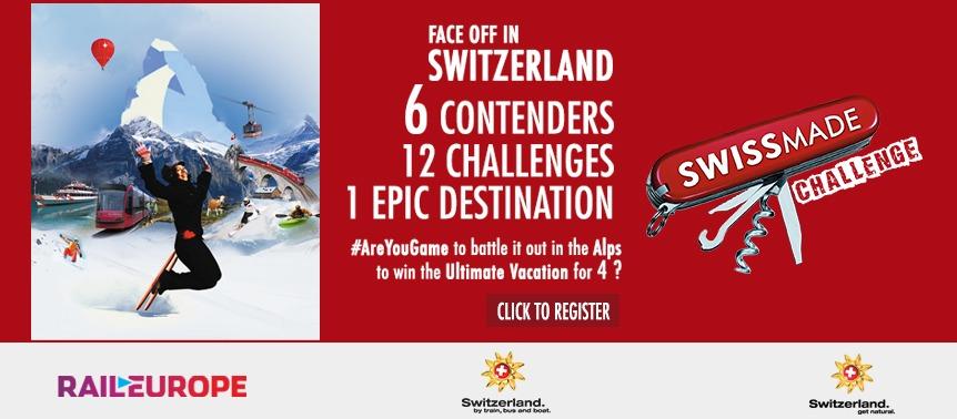 Swiss Made Challenge
