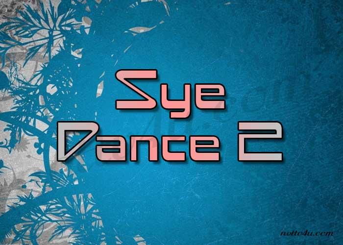 Sye Dance 2